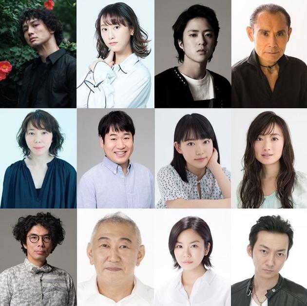 山口沙弥加新剧追加演员 合作安藤政信松井玲奈