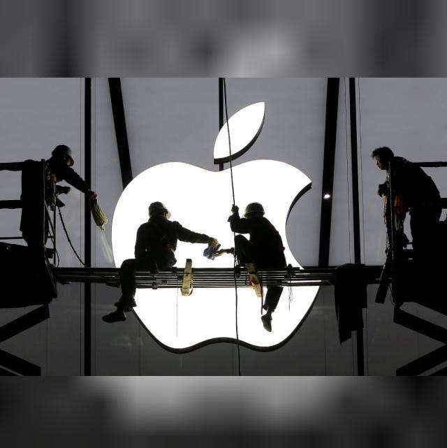 特朗普要苹果回国造 苹果供应商股价应声普跌