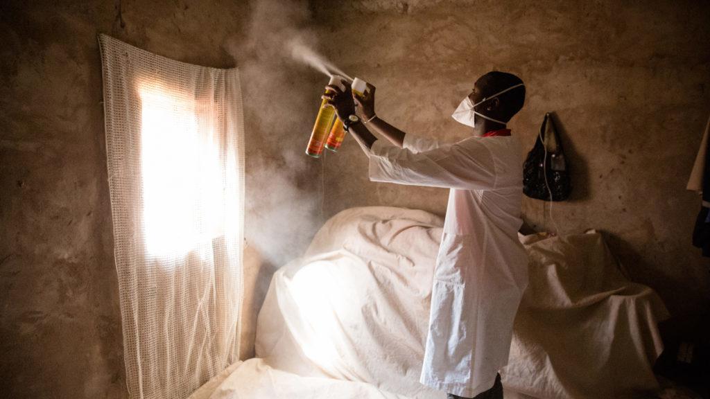 科学家计划在非洲释放转基因蚊子 用科技消灭疟疾