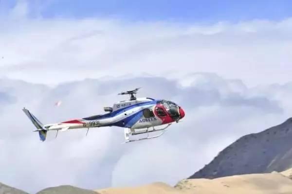 国产多用途AC311A直升机高原试飞进展有序