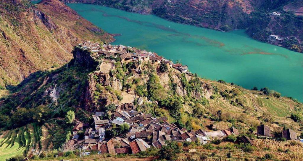 我国10个原生态村落,山美水美人也美