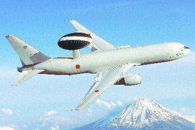 美媒:日本为遏制中国大购电子战机谋电战攻击力