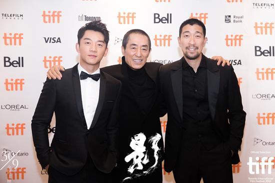 张艺谋《影》多伦多电影节北美首映获赞