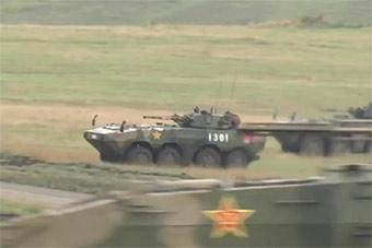 东方2018军演拉开帷幕 俄军看到中国新装备激动