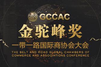 """一带一路国际商协会""""金驼峰奖""""评选说明"""