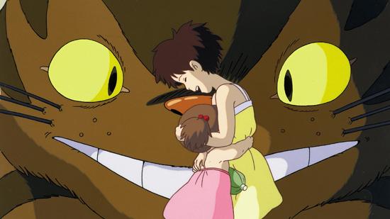 宫崎骏修复版《龙猫》有望首度引进国内