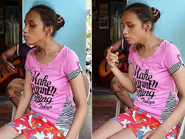 菲律宾盲人女孩翻唱惠特妮知名歌曲神似原唱