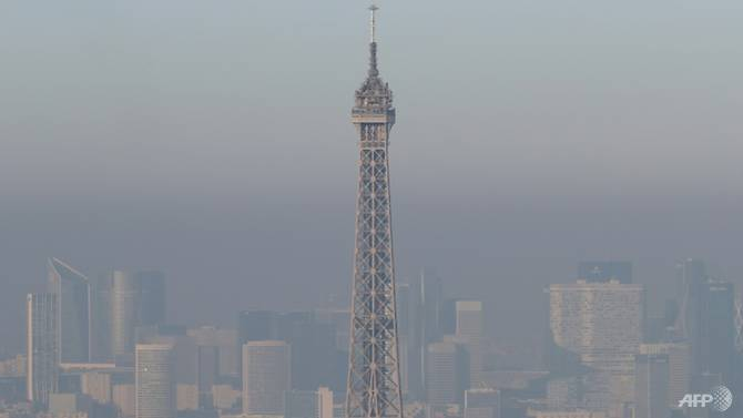欧盟多国空气质量不达标 公众健康严重受损