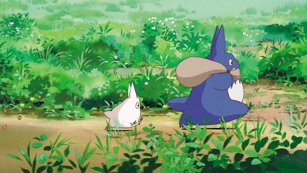 宫崎骏《龙猫》有望引进 年底国内上映