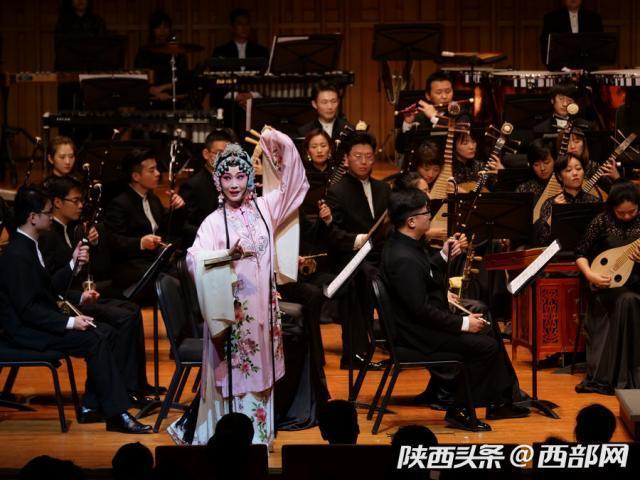 音乐会《华乐苏韵》奏响苏陕协作乐章 年轻团队打造民族音乐品牌