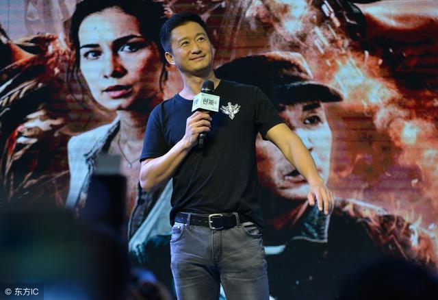 刘德华愿意参演《战狼3》,吴京仅用8字回绝