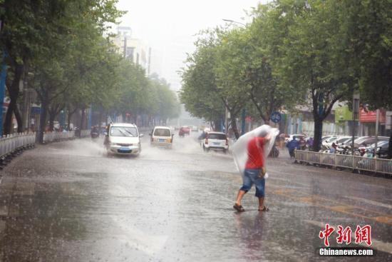 """冷空气将""""袭""""中国北方 局地降温逾10℃"""