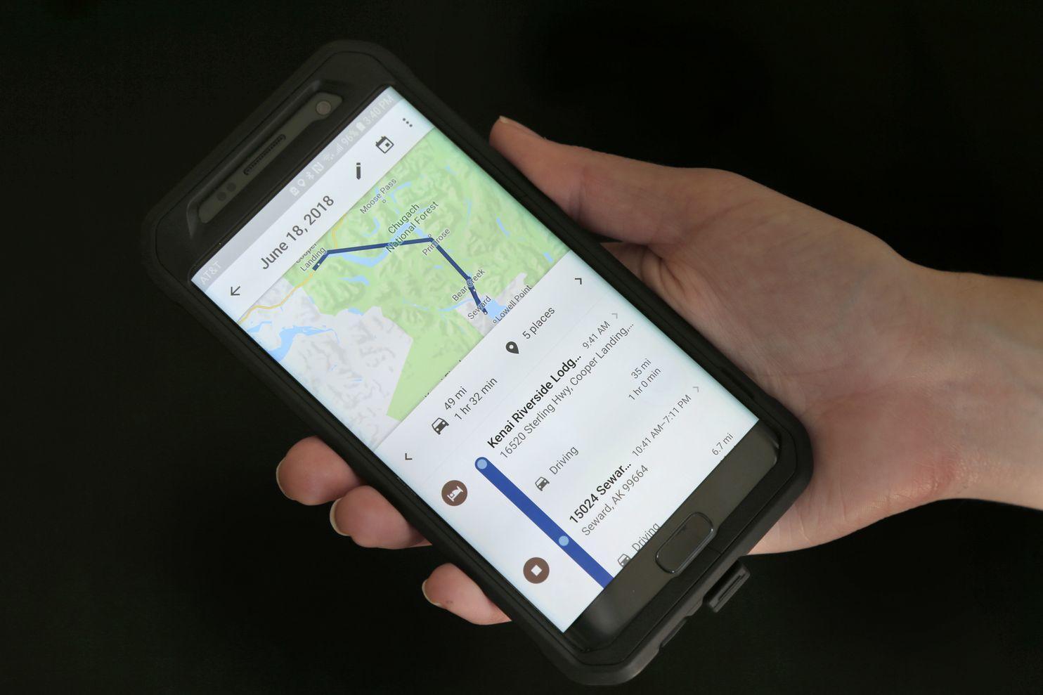 谷歌追踪用户位置隐私遭到调查 或面临巨额罚款