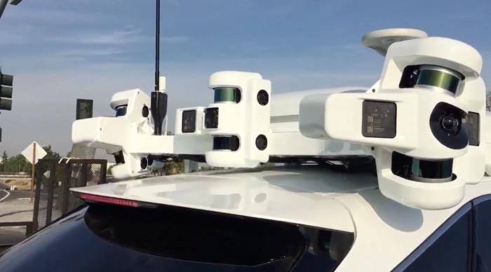 苹果已拥有70辆自动驾驶测试车 139位测试司机