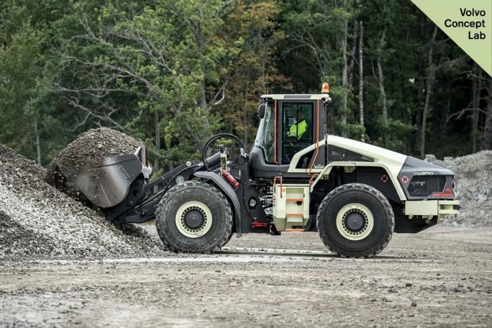 沃尔沃已在采石场成功测试电动重型机械
