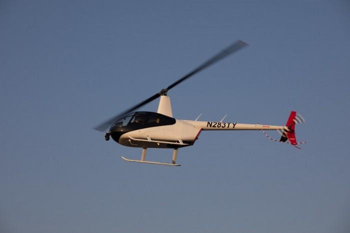 美初创公司研发AI系统驱动的自动直升机