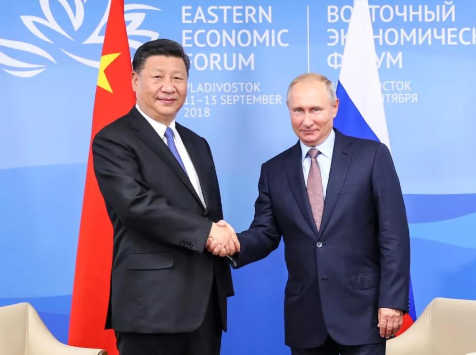 最新!关于中俄合作和东北亚和平发展,习近平提出这样干