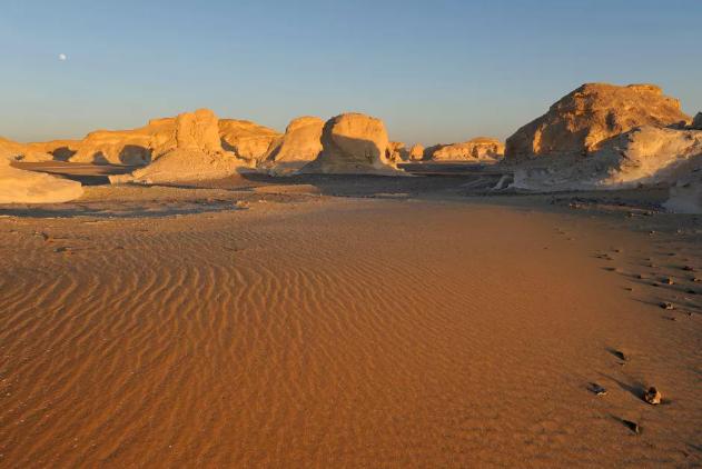 科学家可能很快就能在撒哈拉沙漠降雨