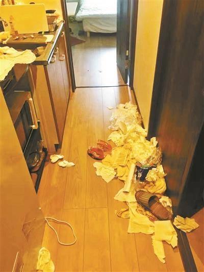 在日游客乱扔垃圾老板投诉 游客:不是给你收拾垃圾的