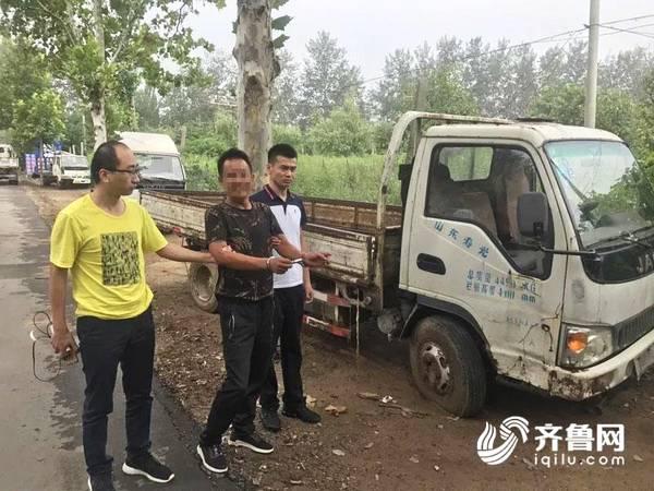寿光公安抓获两名盗窃车辆犯罪嫌疑人