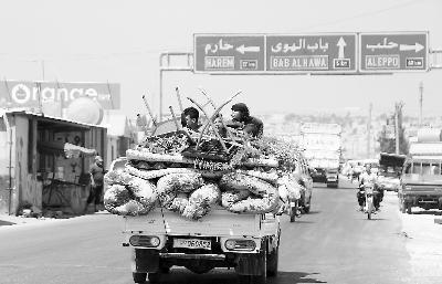 叙利亚民众期盼全面收复 伊德利卜是最后一战?