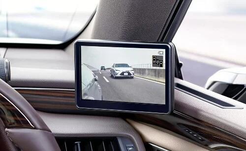丰田将在日发售首款摄像机后视镜的雷克萨斯ES
