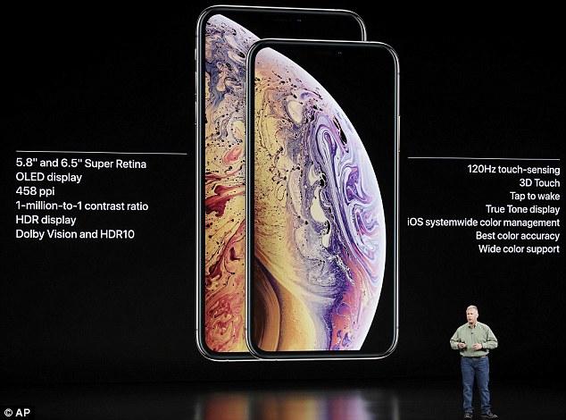 海外网友吐槽苹果新机名称:本世纪最糟糕产品名