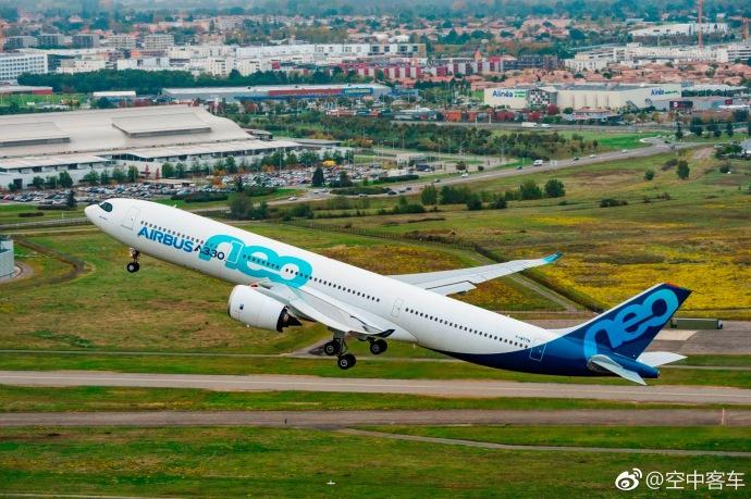 葡萄牙TAP航空即将启用空客A330-900neo新型客机