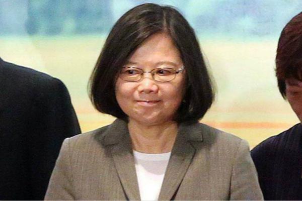 """欧洲议会妄言""""要帮台湾遏制大陆"""" 蔡当局连声巴结"""
