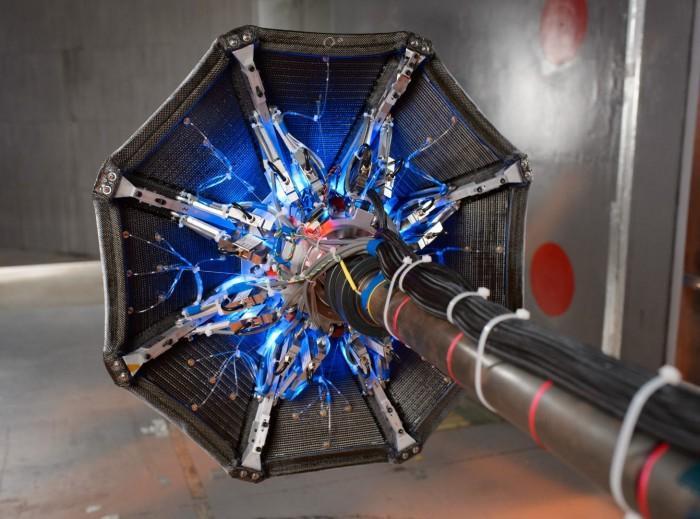 NASA新型可折叠防热盾完成首次测试飞行