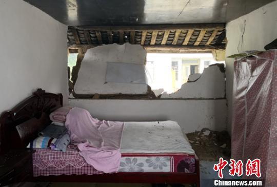 宁强5.3级地震:四川广元震区300余间房屋不同程度受损