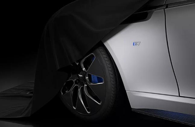 阿斯顿马丁公布第一款电动跑车Rapide E细节