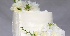 柠檬接骨木奶油蛋糕的制作方法