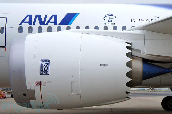 波音787梦幻客机问题频发是劳斯莱斯引擎的错?