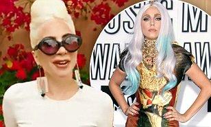 Lady Gaga接受《Vogue》杂志专访大谈时尚