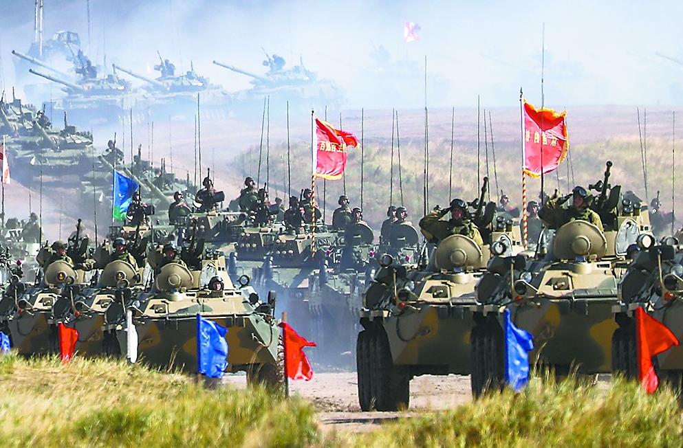 少將:中俄發展一種準聯盟的關系 戰略意義大