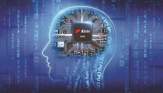 华为手机引入AI技术 期望在全球手机市场胜出