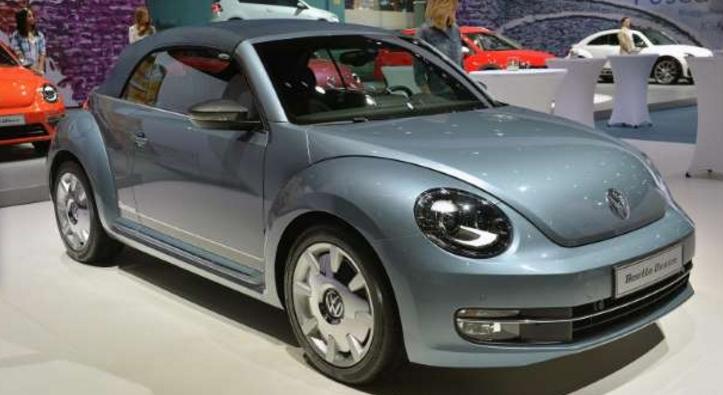 外媒:大众标志性车型甲壳虫明年停产