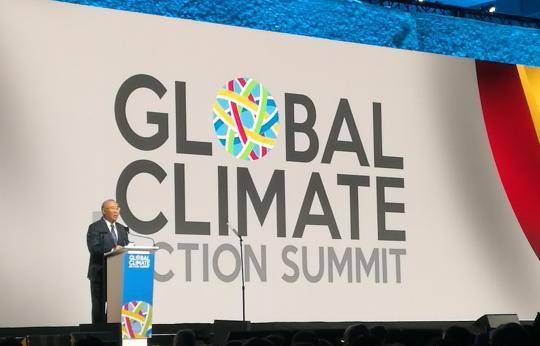 解振华:中国将百分之百兑现应对气候变化承诺