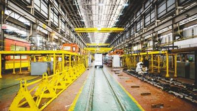 推动制造业实现更高水平开放