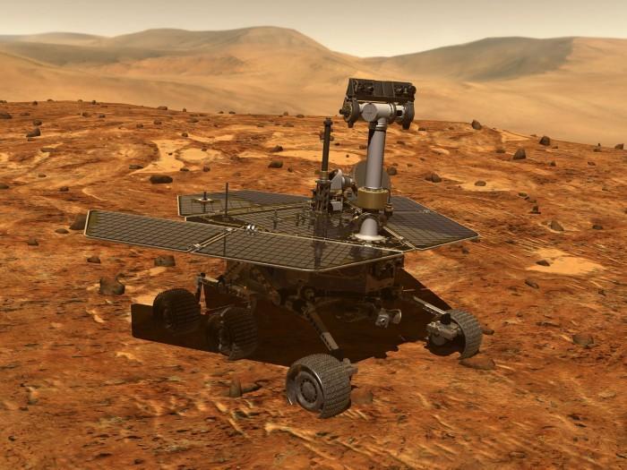 火星天空开始变明朗 NASA机遇号救援行动开始
