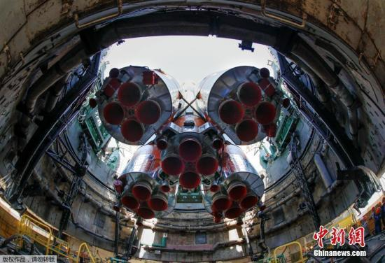 消息人士:联盟号飞船上没有发现新的钻头痕迹