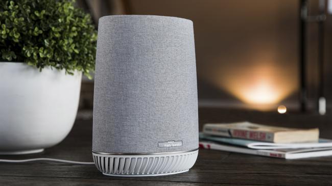 网件携手哈曼卡顿推Orbi Voice智能音箱和WiFi分布式路由