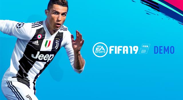 《FIFA 19》试玩版已在PS4/Xbox One和PC下载