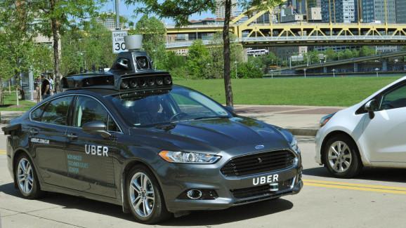 Uber在多伦多投资1.5亿美元 仍在坚持无人驾驶业务