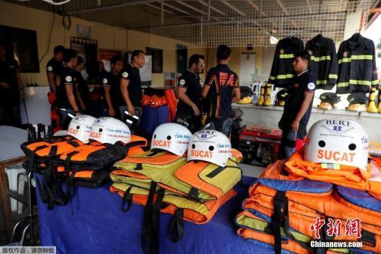 """台风""""山竹""""压境 菲律宾政府预计将影响菲520万民众"""