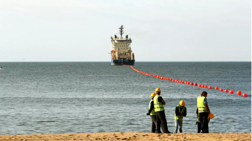 全球变暖可能让互联网中断?海水上涨会泡坏设备