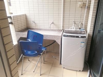 共享洗衣机装进每间学生宿舍 六成学生嫌贵