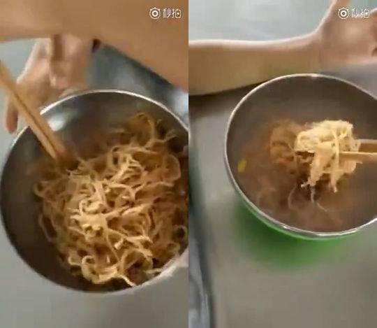 河南商水回应小学营养餐半碗面:免去小学校长职务