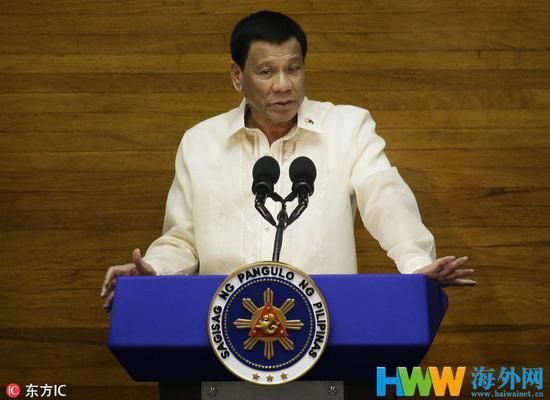菲律宾重视对华关系 美国酸:美菲友谊也坚不可摧